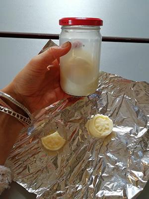 Butter machen